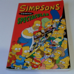 The Simpsons Cosmics Spectacular Graphic Novel Book